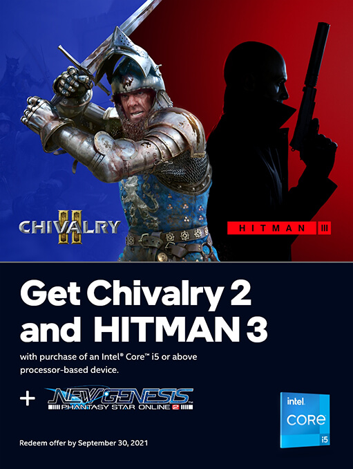 get-chivalry-2-and-hitman-3-poster
