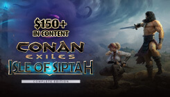 Conan Exiles Complete Edition Game Sweepstakes