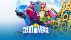 Creativerse Electro Cycle Costume Key Code Giveaway