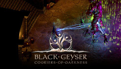 Black Geyser: Couriers of Darkness Game Demo Key Giveaway