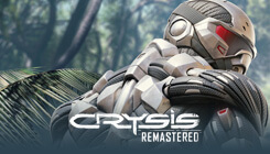 Crysis Remastered Game Sweepstakes