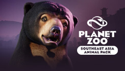 Planet Zoo Southeast Asia Animal Pack DLC Sweepstakes