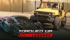 Torqued Up Legends Game Sweepstakes