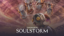 Oddworld: Soulstorm Game Key Sweepstakes