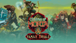 Children of Morta Game Sweepstakes